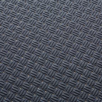 ####u.テラモト 環境美化用品【MR-143-301-7】ダイヤマットAL 黒 92cm×10m