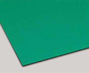 ####u.テラモト 環境美化用品【MR-156-010-1】TSランナータイプR 5mm 緑 1m×10m