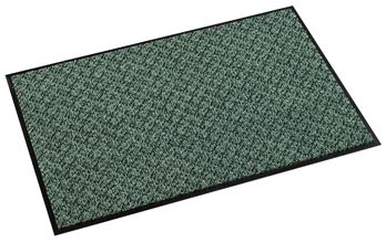 ####u.テラモト 環境美化用品【MR-023-046-1】ライトリードマット グリーン 900×1500