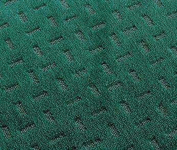 ####u.テラモト 環境美化用品【MR-026-046-1】雨天用マット エコレイン(NBR) グリーン 900×1500 受注生産