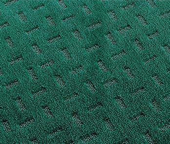 ####u.テラモト 環境美化用品【MR-026-080-1】雨天用マット エコレイン(NBR) グリーン (1平方メートル) 受注生産