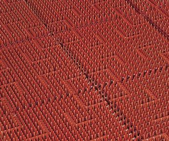 ####u.テラモト 環境美化用品【MR-050-056-4】テラロイヤルマット 茶 900×1800