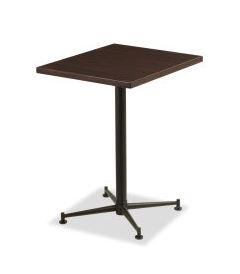 ####u.テラモト 環境美化用品【OT-630-015-4】テーブル KBT-6050T BR ブラウン