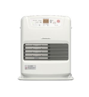 ダイニチ工業 暖房機器【FW-3218NE(W)】NEタイプ 家庭用石油ファンヒーター ウォームホワイト 5.0L ワンタッチ汚れんキャップ付き (旧品番 FM-3217NE(W))