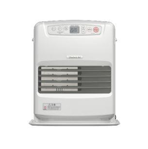 ダイニチ工業 暖房機器【FW-3218S(S)】Sタイプ 家庭用石油ファンヒーター ライトシルバー 5.0L 給油汚れんキャップ付き (旧品番 FM-3217S(S))