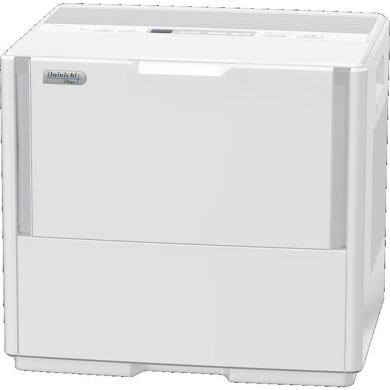 ダイニチ工業 暖房機器【HD-152(W)】HDシリーズ パワフルモデル 加湿器 ホワイト 12.0L(6.0L×2個) プレハブ洋室42畳まで