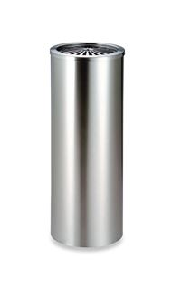 ####u.テラモト 環境美化用品【SS-955-020-0】ステン丸型灰皿GPX-51A