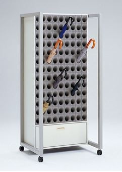 ####u.テラモト 環境美化用品【UB-285-817-0】オブリークアーバン S117-S 受注生産