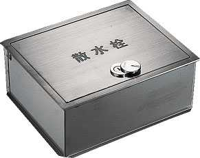 カクダイ【6267】散水栓ボックス(カギつき)
