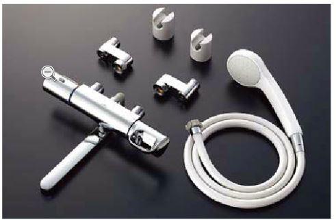 ▽INAX LIXIL【BF-WM145TSG-AT】クロマーレS シャワーバス水栓(取付脚流用タイプ) 浴室用  取替用水栓