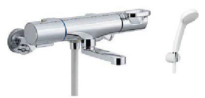 ▽INAX LIXIL【BF-WM146TNSG】クロマーレS シャワーバス水栓 エコフルスプレーシャワー 寒冷地対応 高温出湯防止機能付