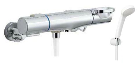▽INAX LIXIL【BF-WM247TNSG】クロマーレS シャワーバス水栓 洗い場専用 エコフルスプレーシャワー 寒冷地対応