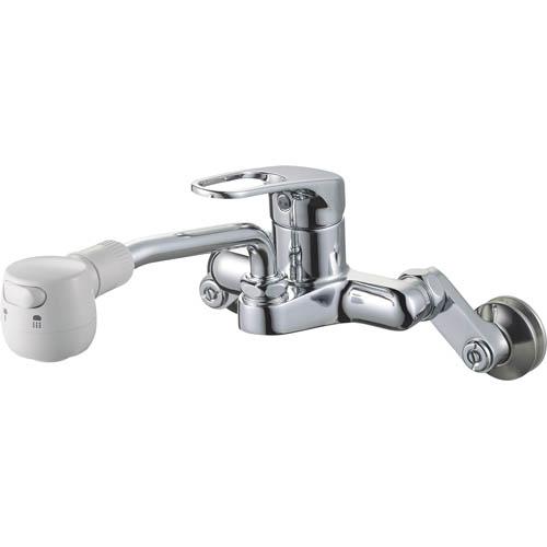 三栄水栓/SANEI【K27CMK-13】シングル切替シャワー混合栓 寒冷地用
