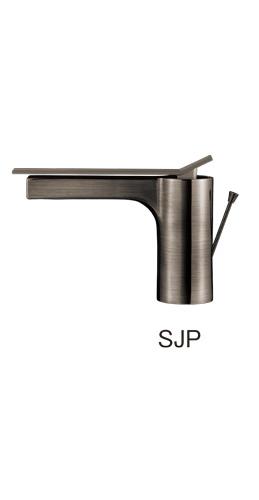 ≧三栄水栓/SANEI【K4731PJV-SJP-13】琥珀 シングルワンホール洗面混合栓