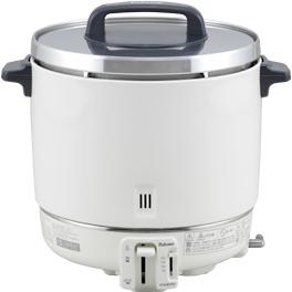 ◆在庫有り!台数限定!パロマ 業務用ガス炊飯器【PR-403S】6.7合~22.2合 都市ガス(12A/13A)
