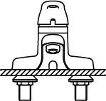 【超特価sale開催!】 INAX/LIXIL 電気温水器【EHPN-F6N4-FS2】洗面化粧室/洗面化粧台後付用 ゆプラス配管キット, ゴトウスポーツ(SPG-SPORTS) 5288397e