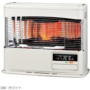 ###コロナ 暖房機器【FF-6818PK(W)】ホワイト FF式石油暖房機(輻射型) PKシリーズ 木造18畳 コンクリート24畳