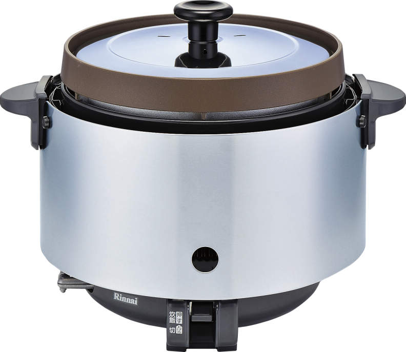 リンナイ ガス炊飯器 【RR-S20SF(A)】(RRS20SFA)(旧品番RR-S20SF) コンパクト45シリーズ 1.4~4.0L