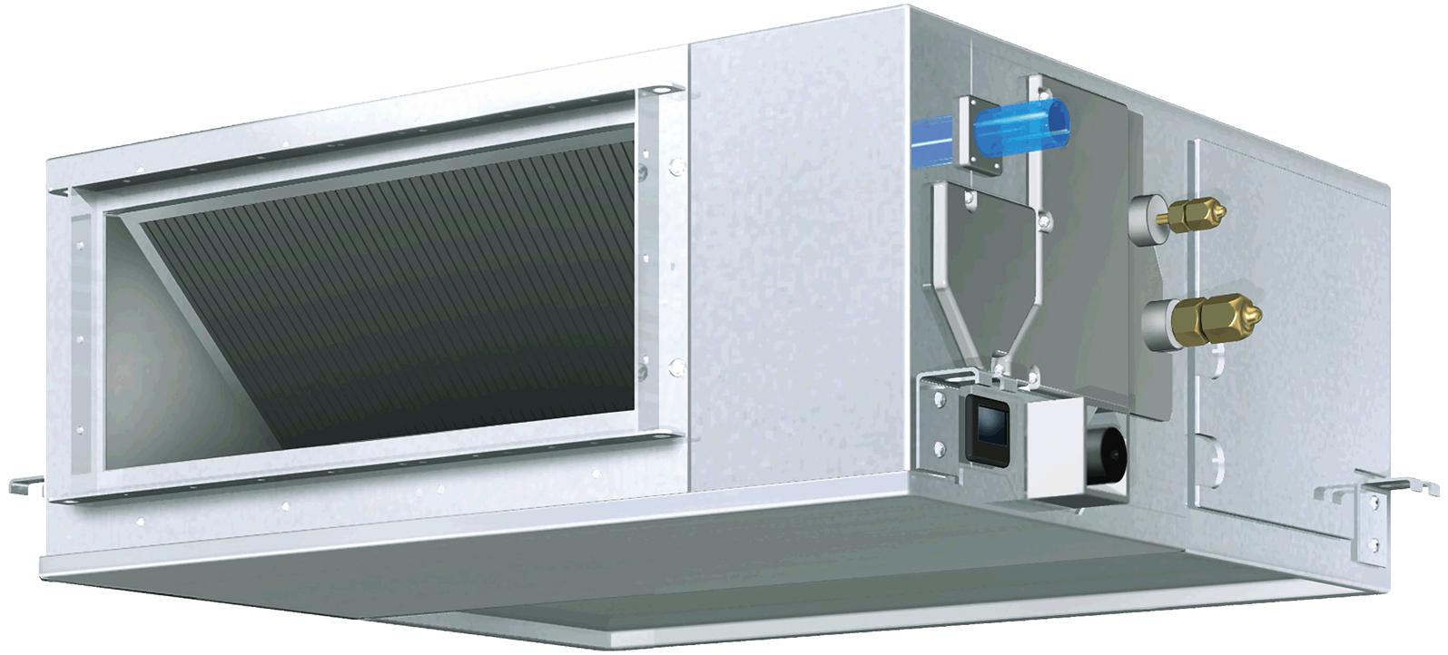 ###ダイキン 業務用エアコン【SZRM50BCT】 天井埋込ダクト形(高静圧タイプ) ペア 2馬力 ワイヤード 三相200V Eco ZEAS