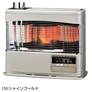 ###コロナ 暖房機器【SV-7018PK(N)】シャインゴールド ポット式輻射 PKシリーズ 木造18畳 コンクリート25畳