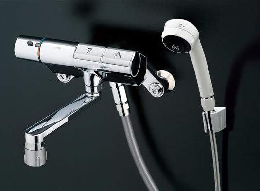 ∠◆在庫有り!台数限定!TOTO 水栓金具 【TMN40TJ】(旧品番TMN40JTN) 壁付サーモ13(シャワバス・マッサージ)(浴室)