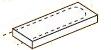 ###コロナ【UP-N24UX(3)】床暖房[根太間パネル]3枚梱包品