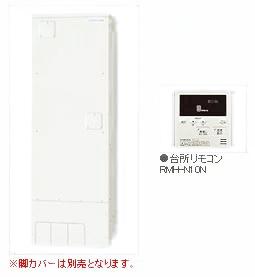 ###コロナ 電気温水器【UWH-37110N2U-H】台所リモコンセット給湯専用 スタンダードタイプ 370L 2ヒーター 排水パイプステンレス仕様