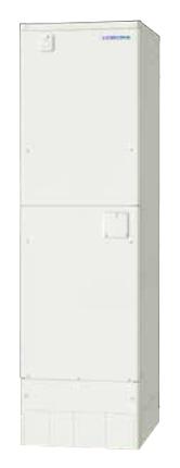 ###コロナ 電気温水器【UWH-46SX1A2U】インターホンリモコンセット付 フルオート・追いだき 排水パイプステンレス仕様 スリムタイプ 460L