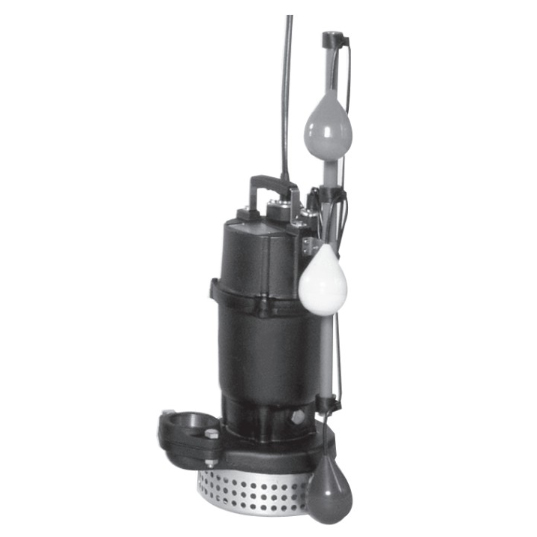 エバラ/荏原【32DSJ6.15S】汚水用水中ポンプ DSJ型 自動交互内蔵型 単相 60Hz
