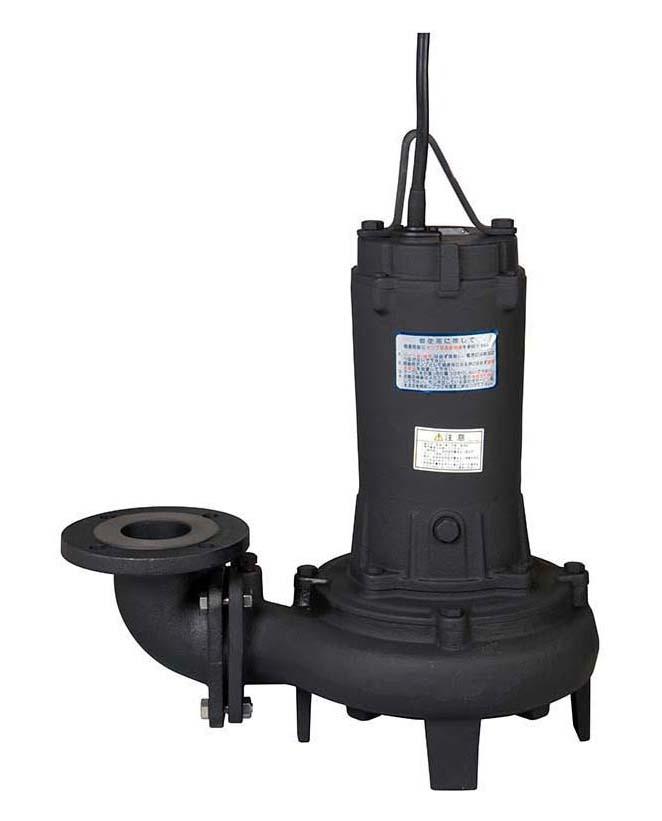 エバラ/荏原【50DL6.75】汚水・汚物用水中ポンプ DL型 非自動型 三相 60Hz