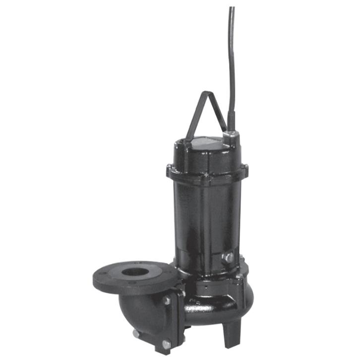 エバラ/荏原【80DV261.5】汚水用ボルテックス水中ポンプ DV2型 非自動型 三相 60Hz