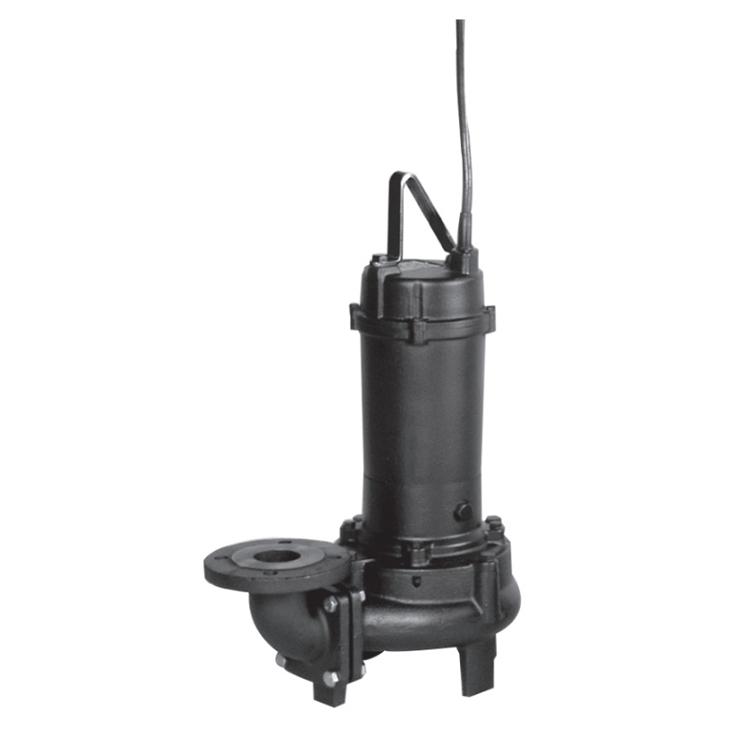 エバラ/荏原【65DVC611】汚水用ボルテックス水中ポンプ DV型 非自動型 三相 60Hz