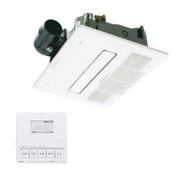 ノーリツ 浴室暖房乾燥機【BDV-4104AUNC-BL】中間ダクト対応タイプ