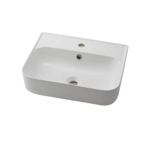 カクダイ【#CL-8779AC】壁掛洗面器