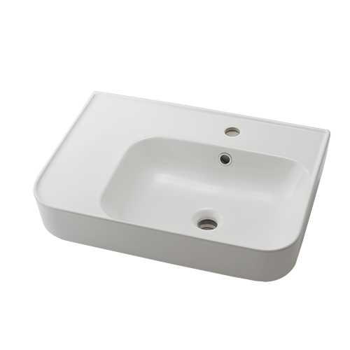 カクダイ【#CL-8781AC】壁掛洗面器