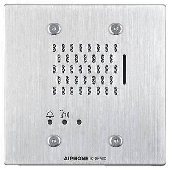 ###βアイホン【IX-SPMIC】多目的アダプター端末 壁埋込型 IPネットワーク対応インターホンIXシステム 受注生産約2ヶ月
