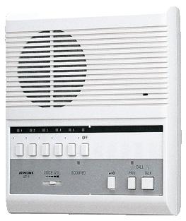 βアイホン【LEF-5】5局用親機 複合式インターホン