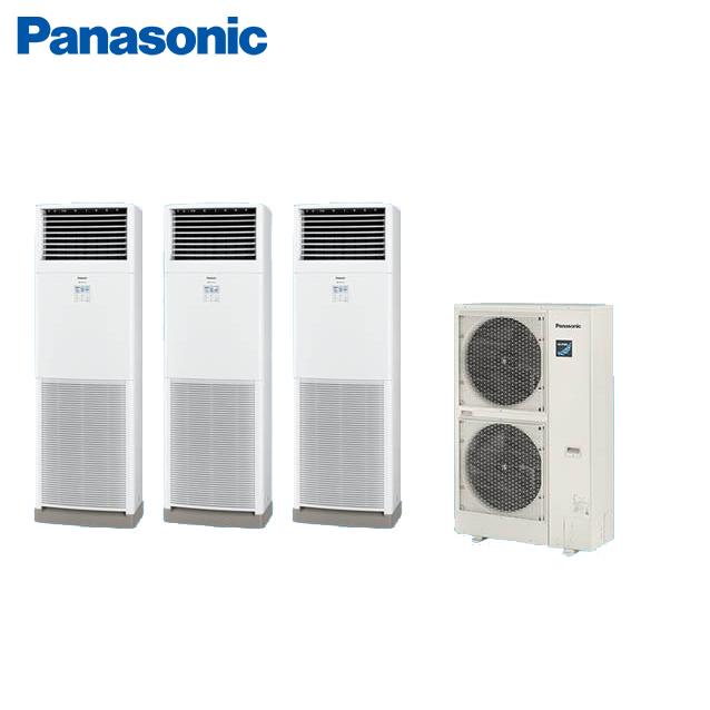 ###パナソニック 業務用エアコン【PA-P224B6HTN1】Hシリーズ 床置形 冷暖房 同時トリプル 標準 三相200V P224形