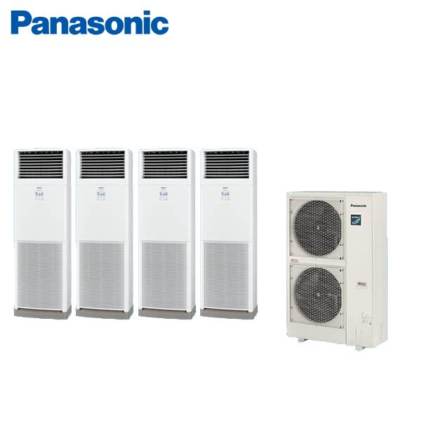 ###パナソニック 業務用エアコン【PA-P224B6HVN1】Hシリーズ 床置形 冷暖房 同時ダブルツイン 標準 三相200V P224形