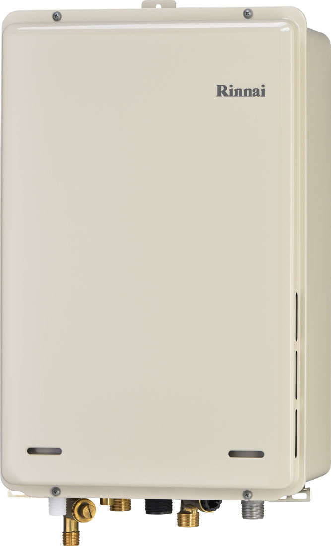 ###リンナイ ガス給湯器【RUJ-A2000B】高温水供給式 PS扉内後方排気型 ユッコハイフロー 20号 (旧品番 RUJ-V2001B(A))