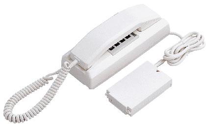 βアイホン【YAZ-90-3AW】3通話路式卓上親機 ターミナルボックス付