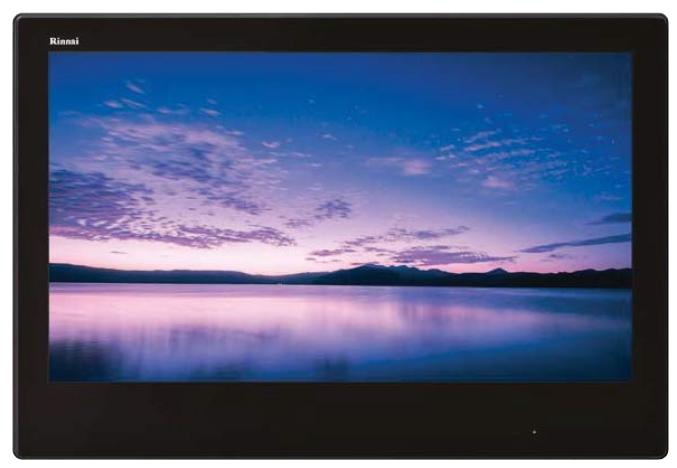 リンナイ【DS-2400HV-B】浴室テレビ 24V型 デジタルハイビジョン ブラック