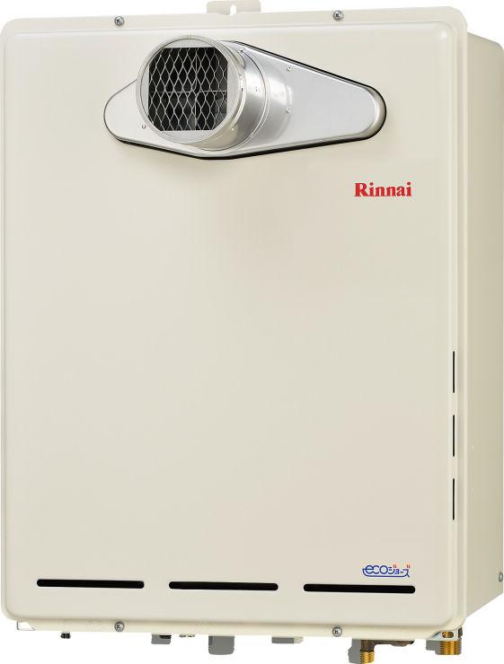 ###リンナイ ガスふろ給湯器【RUF-K245SAT(A)】PS扉内設置型 24号 エコジョーズ