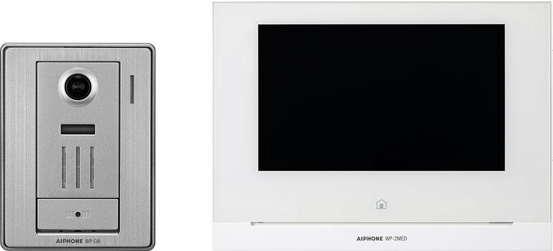 ∬∬βアイホン【WP-24B】テレビドアホン ワイヤレス子機なしセット ワイヤレス対応 WP-24シリーズ