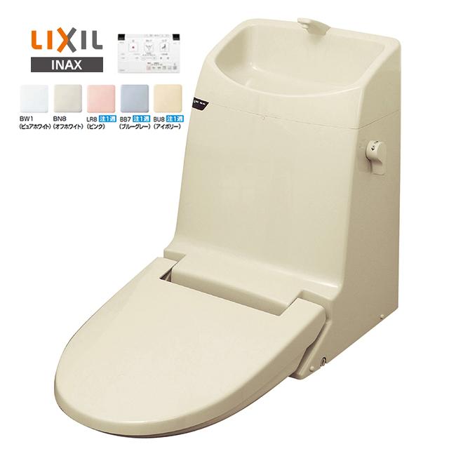 ★★DWT CC83AW ###INAX/LIXIL シャワートイレ【DWT-CC83AW】手洗付 流動方式 リフレッシュ シャワートイレ(タンク付) CCタイプ