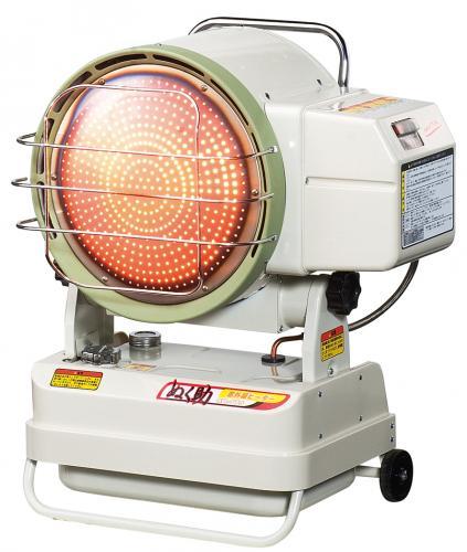 ###ωナカトミ【SH-176】赤外線ヒーター ぬく助 灯油式ヒーター 100V 60Hz用 17kW