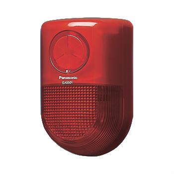 パナソニック 火災警報器【EA5501】警報ランプ付ブザー 屋側用 AC100V