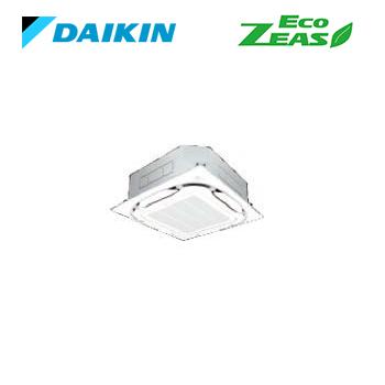 最終値下げ ダイキン 業務用エアコン【SZRC40BFT】フレッシュホワイト 天井埋込カセット形 ペア 1.5馬力 ワイヤード 三相200V Eco ZEAS, どんぶら 2f112e34