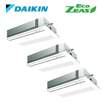 SZRK160BFM ###ダイキン 業務用エアコン 分岐管セット フレッシュホワイト 天井埋込カセット形 ZEAS 蔵 Eco 三相200V 返品不可 トリプル同時 ワイヤード 6馬力