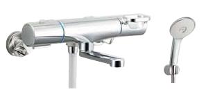BF WM147TSL INAX ディスカウント LIXIL BF-WM147TSL 一般地 サーモスタット付シャワーバス水栓 エコアクアスプレーシャワー めっき仕様 ディスカウント クロマーレS